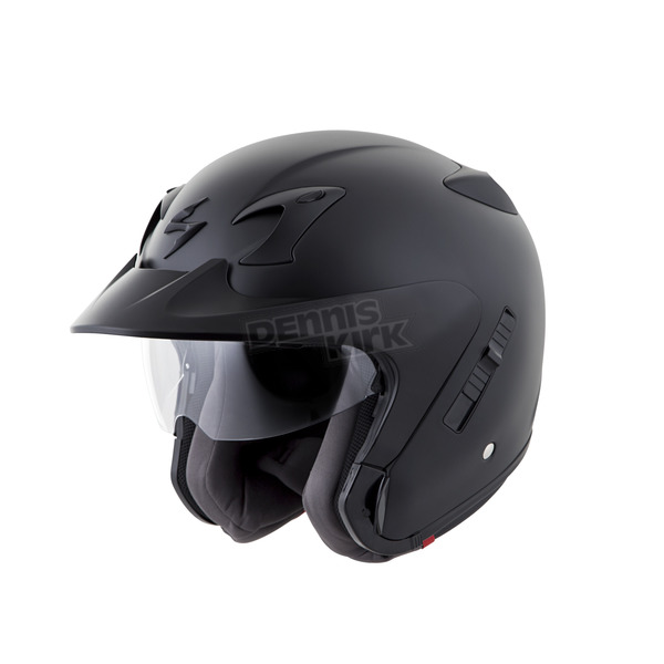 Scorpion Matte Black EXO-CT220 Helmet - 22-0106