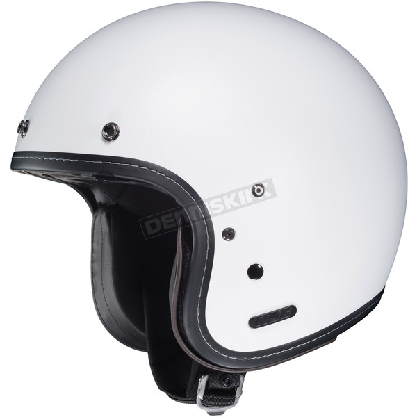 HJC Semi-Flat White IS-5 Helmet - 432-153