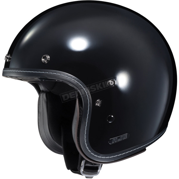 HJC Black IS-5 Helmet - 432-604