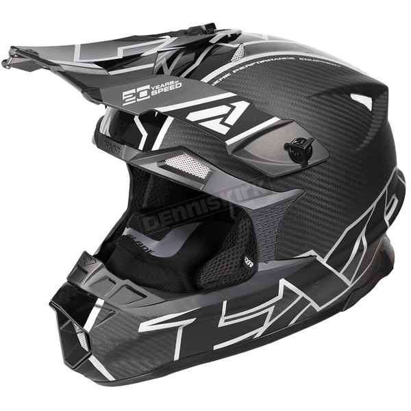 FXR Racing Black Ops Blade Carbon Helmet - 180600-1010-04