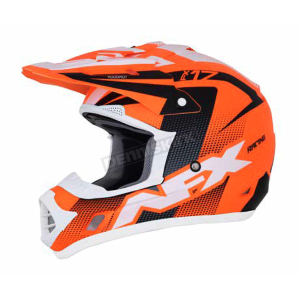 AFX Matte Neon Orange/Black/White  - 0110-5308