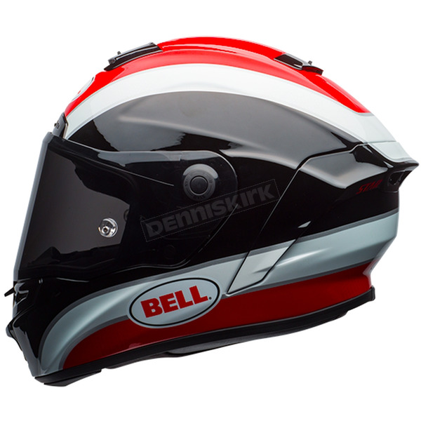 Bell Helmets Black/Red Star Classic Limited Edition Helmet - 7086318