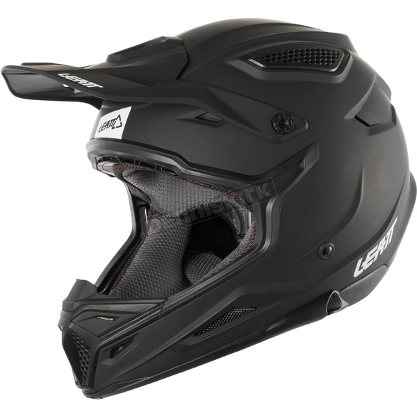Leatt Satin Black GPX 4.5 Helmet - 1017110555