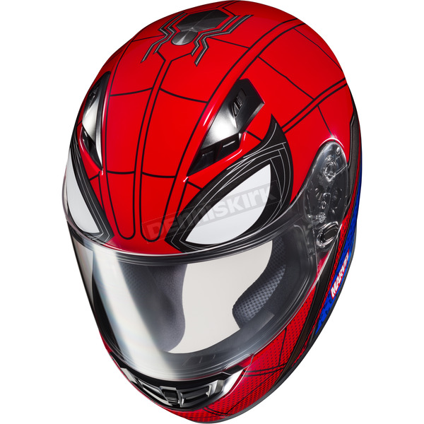 HJC CS-R3 Marvel Spider-Man Homecoming Helmet - 138-911