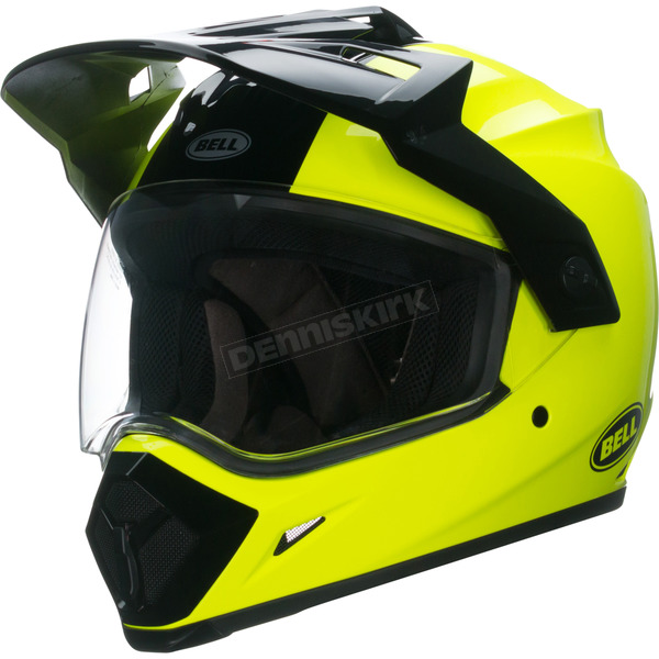 Bell Helmets Hi-Viz Yellow MX-9 Adventure MIPS Helmet - 7092701