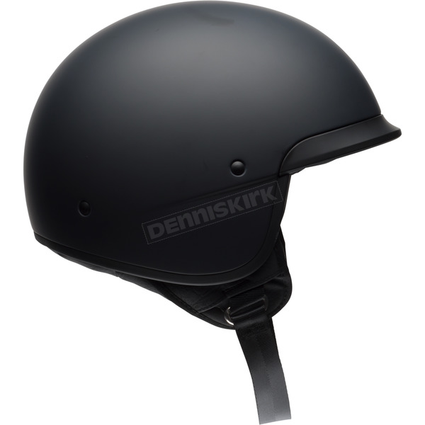 Matte Black Scout Air Helmet - 7092660