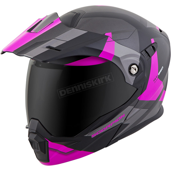 Scorpion Pink EXO-AT950 Neocon Helmet - 95-1095