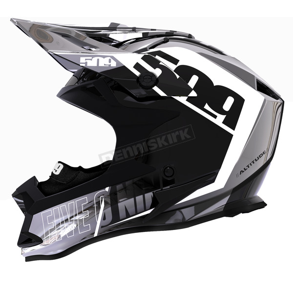 Chromium Stealth Altitude Helmet w/Fidlock Technology