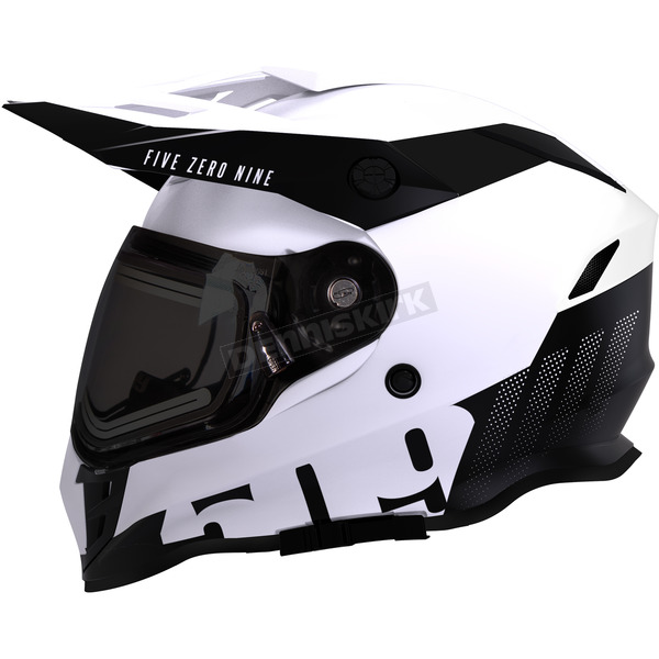 509 Storm Chaser Delta R3 2.0 Helmet w/Fidlock Technology and Smoke Shield - F01000900-110-601
