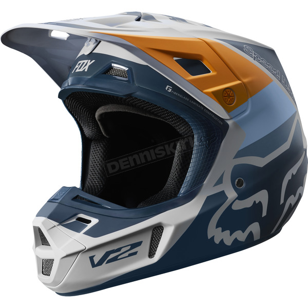 Light Gray V2 Murc Helmet - 21769-097-XL