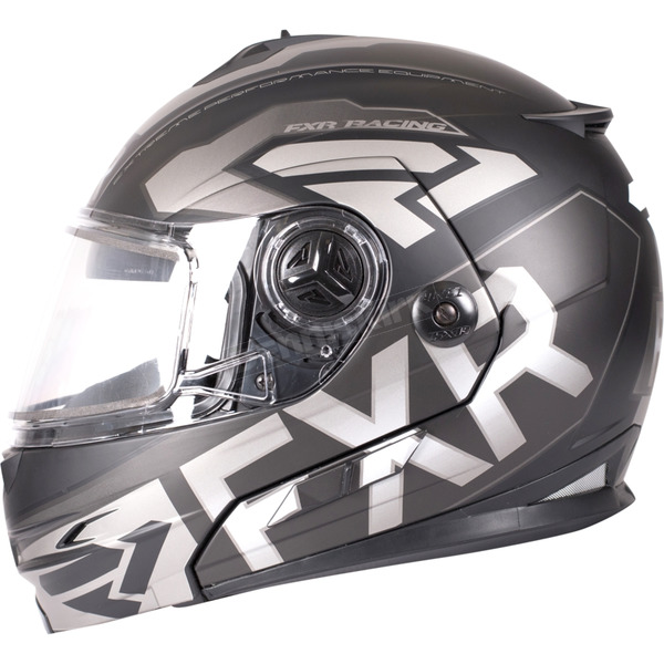Black Ops Fuel Modular EVO Helmet w/Electric Shield - 190624-1010-13