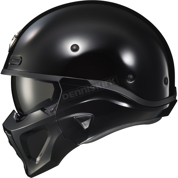 Black Covert-X Helmet