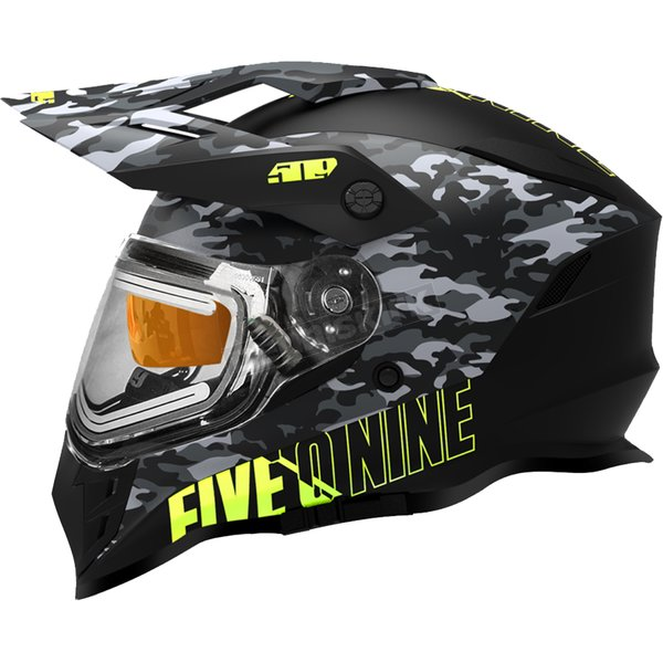 Black Camo Delta R3L Ignite Helmet w/Fidlock Technology