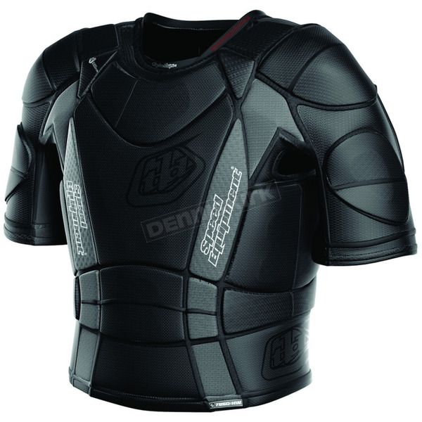 Troy Lee Designs Black BP7850 Hot Weather Base Body Armor - 508003206