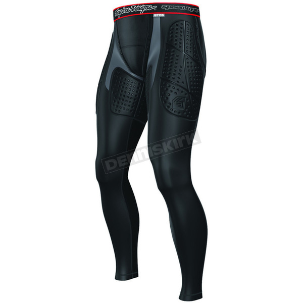 Troy Lee Designs Black BP5705 Hot Weather Base Pants - 516003208
