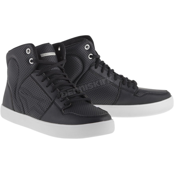 Alpinestars Black Anaheim Shoes - 2519014108.5