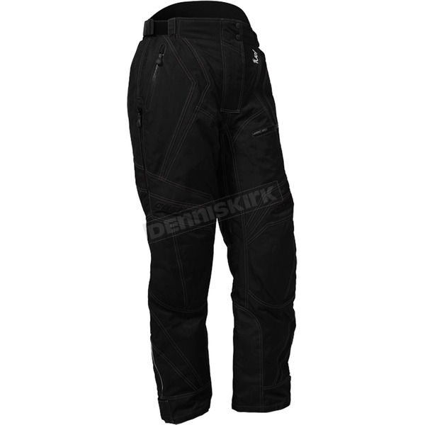 Castle X Womens Black Fuel G5 Pants - 73-5672