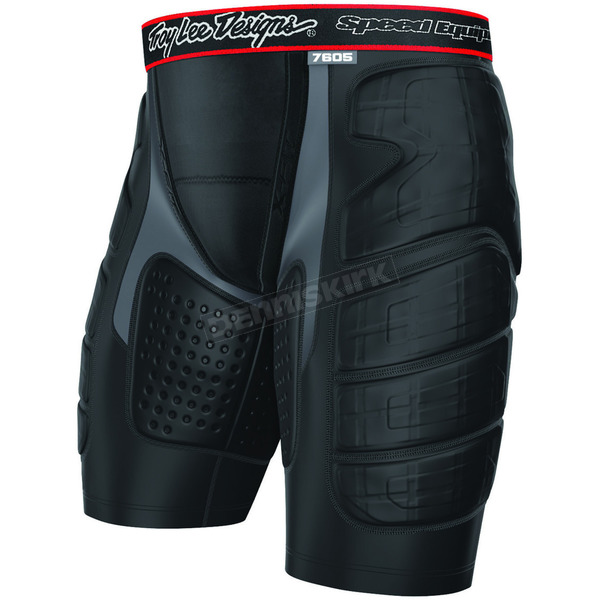 Troy Lee Designs Black 7605 Shorts - 526003207