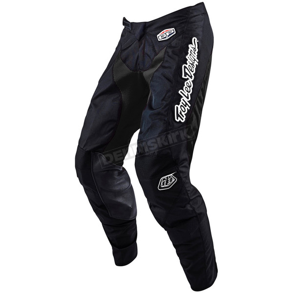 Troy Lee Designs Youth Black Midnight GP Vert Pants - 209002206