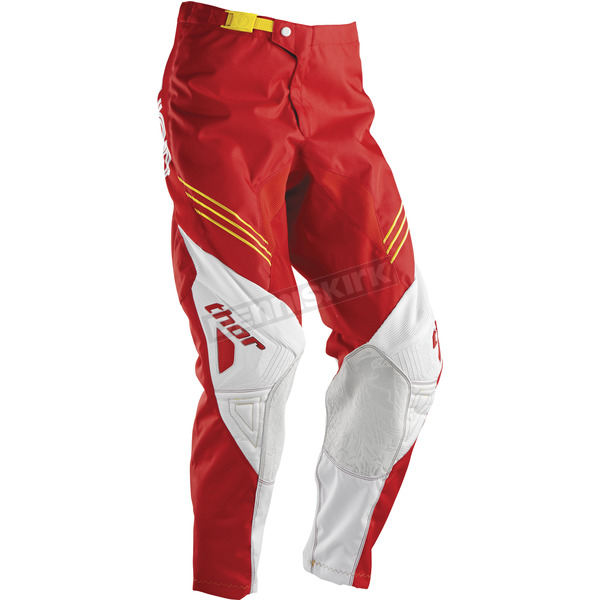 Thor Youth Red/White Phase Hyperion Pants - 2903-1309