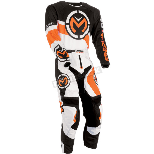 Moose Orange Qualifier Pants - 2901-5534