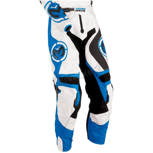 Moose Blue Qualifier Pants - 2901-5517