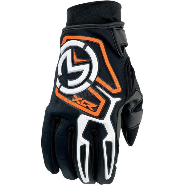 Moose Youth Black XCR Gloves - 3332-0970