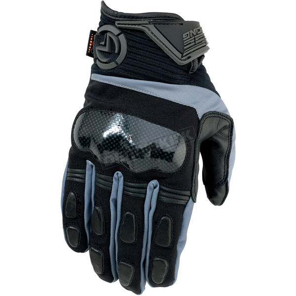 Moose Black XC1 Gloves - 3330-3266