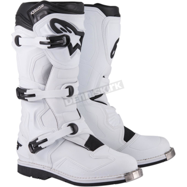 Alpinestars White Tech 1 Boots - 2016016-20-5