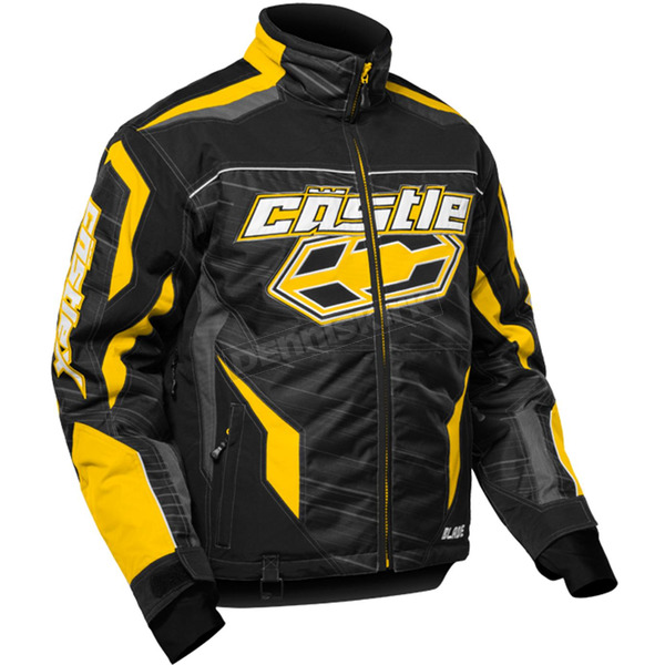Castle X Yellow Blade G2 Jacket - 70-8639