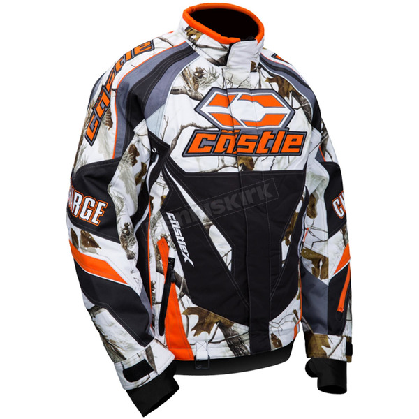 Castle X Charge Realtree G2 Jacket - 70-9496