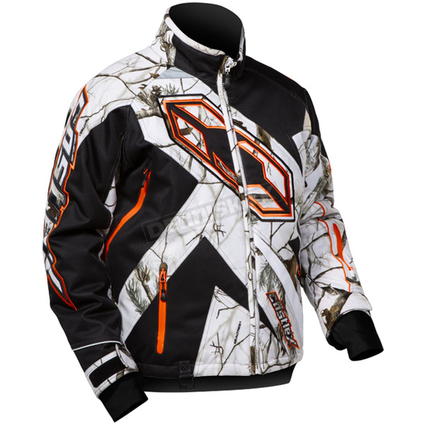 Castle X Realtree AP  Snow Launch G3 Jacket - 70-9799