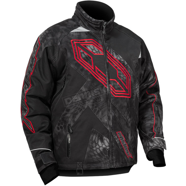 Castle X Kryptek Typhon Launch G3 Jacket - 70-9928