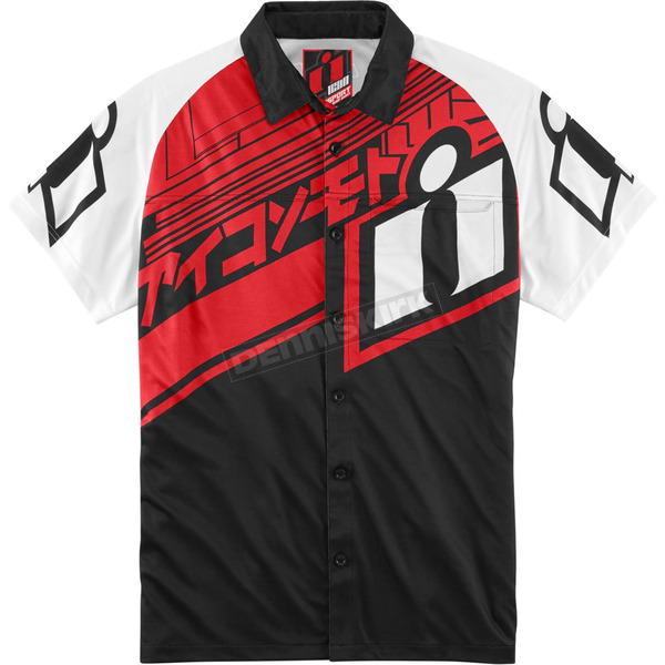 Icon Red Hypersport Shop Shirt - 3040-2071
