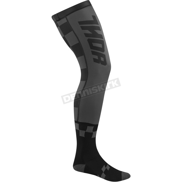 Thor Black/Charcoal Comp Socks - 3431-0259
