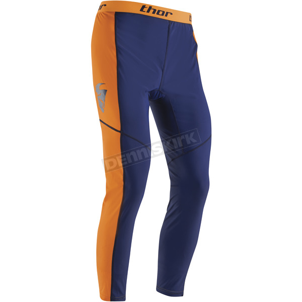 Thor Navy/Orange Comp Pants - 2940-0286