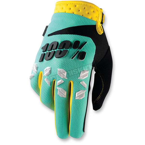 100% Mint Airmatic Gloves - 10004-140-14