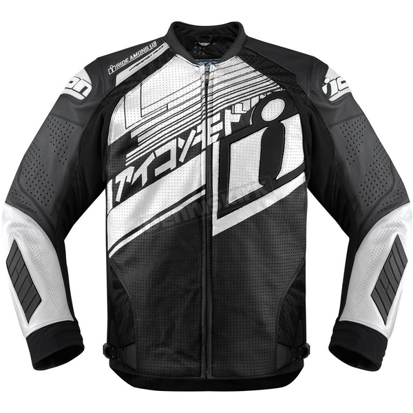 Icon White Hypersport Prime Hero Jacket - 2810-2800
