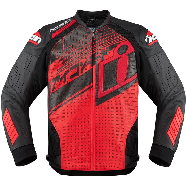 Icon Red Hypersport Prime Hero Jacket - 2810-2814