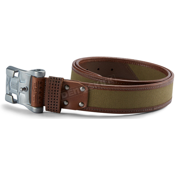 Icon 1000 Brown Elsinore Belt - 3070-0913