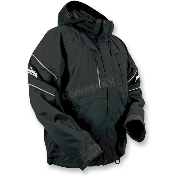 HMK Black Action 2 Jacket - HM7JACT2BMD