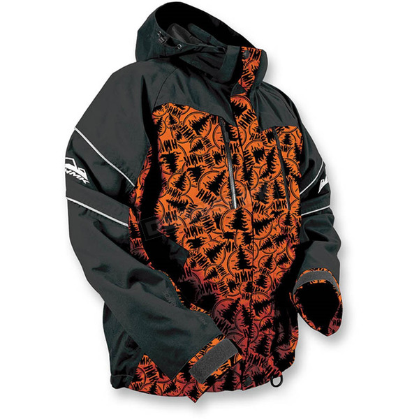 HMK Stamp Orange Action 2 Jacket - HM7JACT2SOXL