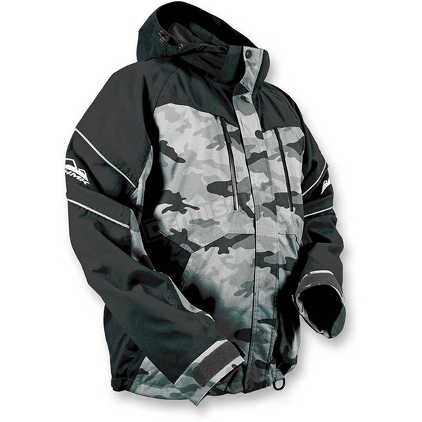 HMK Camo Action 2 Jacket - HM7JACT2SCSM
