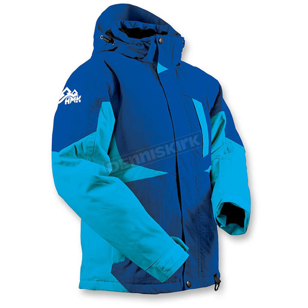HMK Women's Blue Dakota Jacket - HM7JDAKBLLG