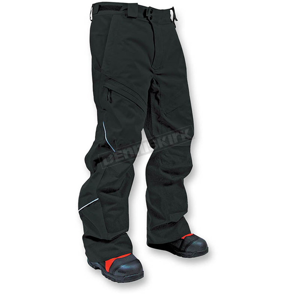 HMK Black Action 2 Pants - HM7PACT2LG