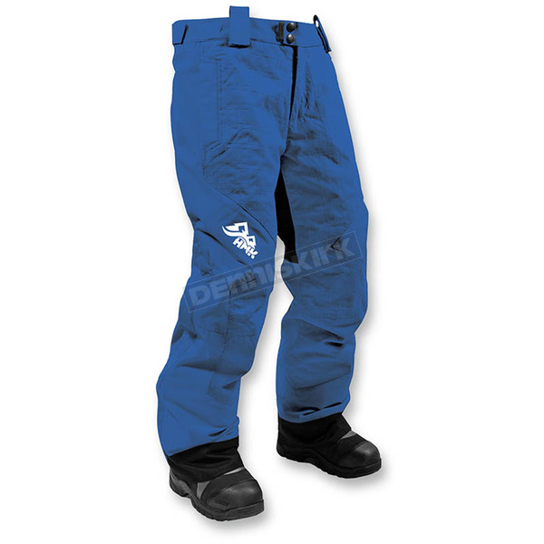 HMK Women's Blue Dakota Pants - HM7PDAKBLSM