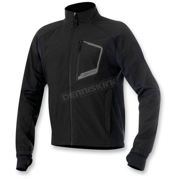 Alpinestars Black Tech Layer Top - 4753616-10-M
