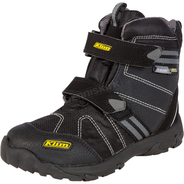 Klim Youth Black Klimate Boots - 3378-000-005-000