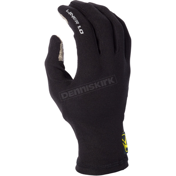 Black Glove Liners 1.0