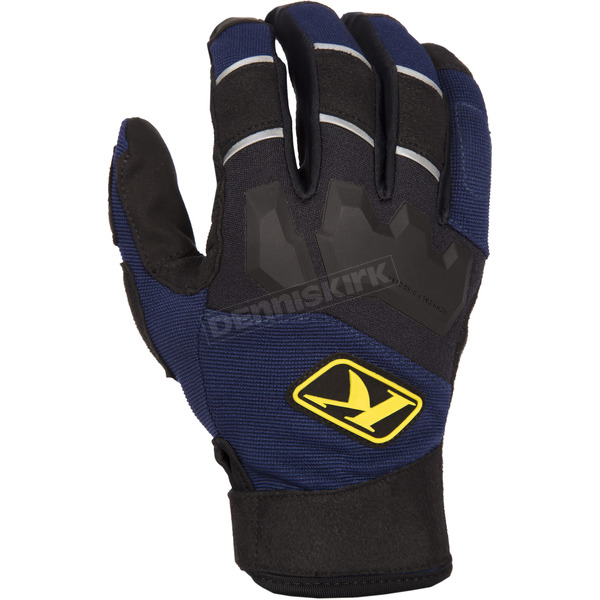 Klim Blue Dakar Gloves - 3167-002-140-200